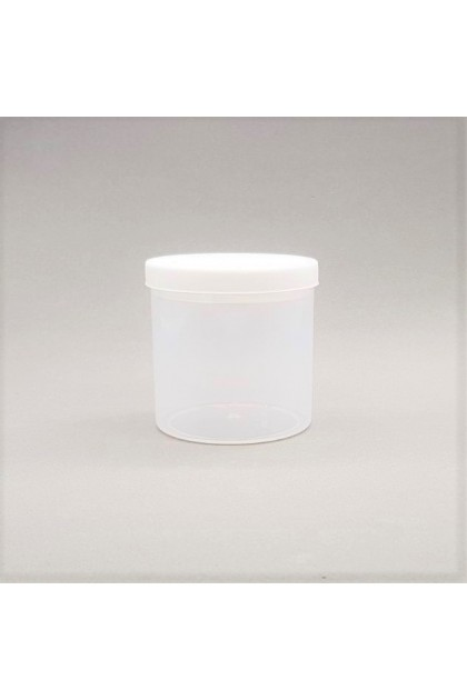 Big Container Flip Cap (2 pcs)  大粉罐 (掀盖式) - 2入