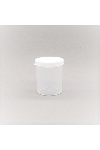 Small Container Flip Cap (20 pcs)  小粉罐 (掀盖式) -20入