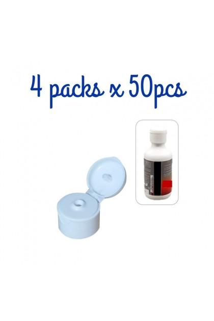 Bundle 1 - 24xSpoon & 4xFlip Cap
