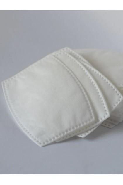 Kid 3-Layer PM2.5 Safety Mask Filter Insert 儿童口罩三层滤片PM2.5过滤片